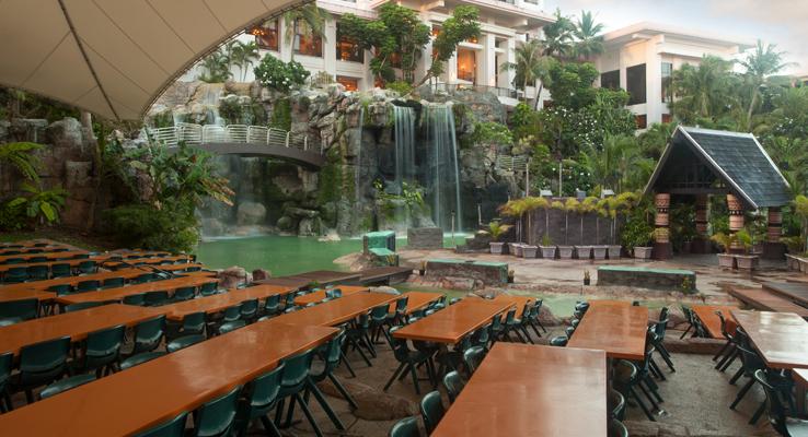 グアムで宴会向きホテル