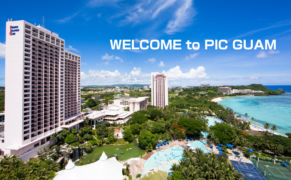 WELCOME to PIC GUAM